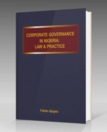 Corporate Governance by fabianajogwu